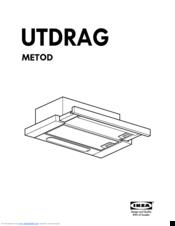 Ikea UNDERVERK Manuals