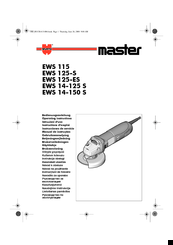 Wurth EWS 125-S Manuals
