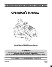 Mtd 420cc Manuals