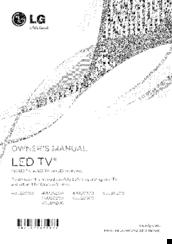 Lg 55UB8200 Manuals