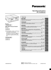 Panasonic S-250PE2E5 Manuals