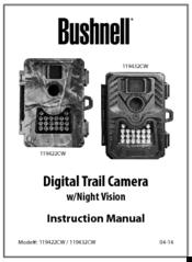 Bushnell 119533CW Manuals