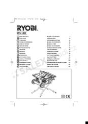 Ryobi ETS-1825 Manuals