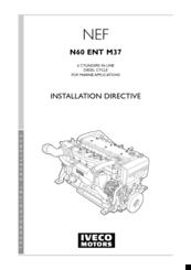 Iveco N60 ENT M37 Manuals