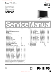 Philips 32FD9944/01S Manuals