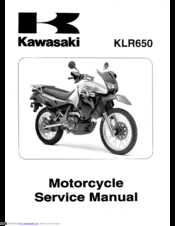 Kawasaki mule 2500 Manuals