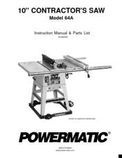 Powermatic 64b 30