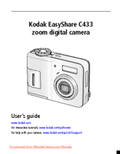 KODAK CX7310 MANUAL PDF