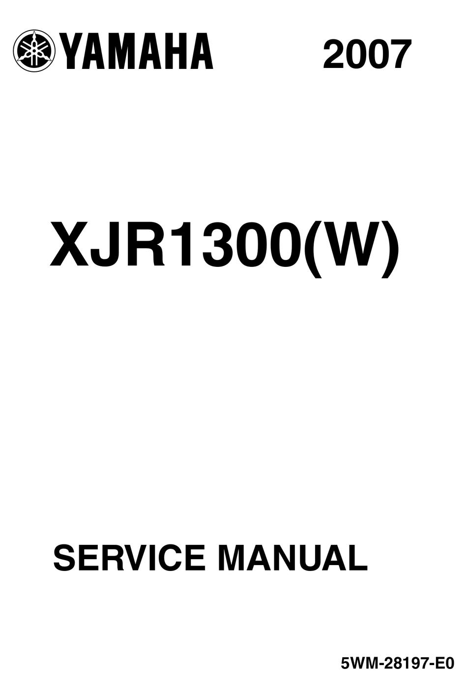 Yamaha Xjr 400 Manual Pdf / Honda Steed 400 Street Bikes