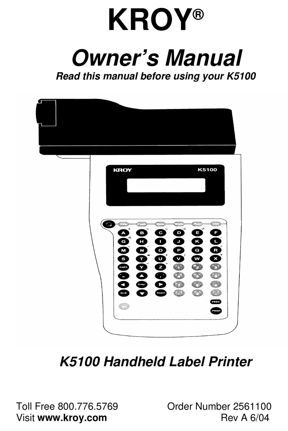 Download Kroy Printers Driver