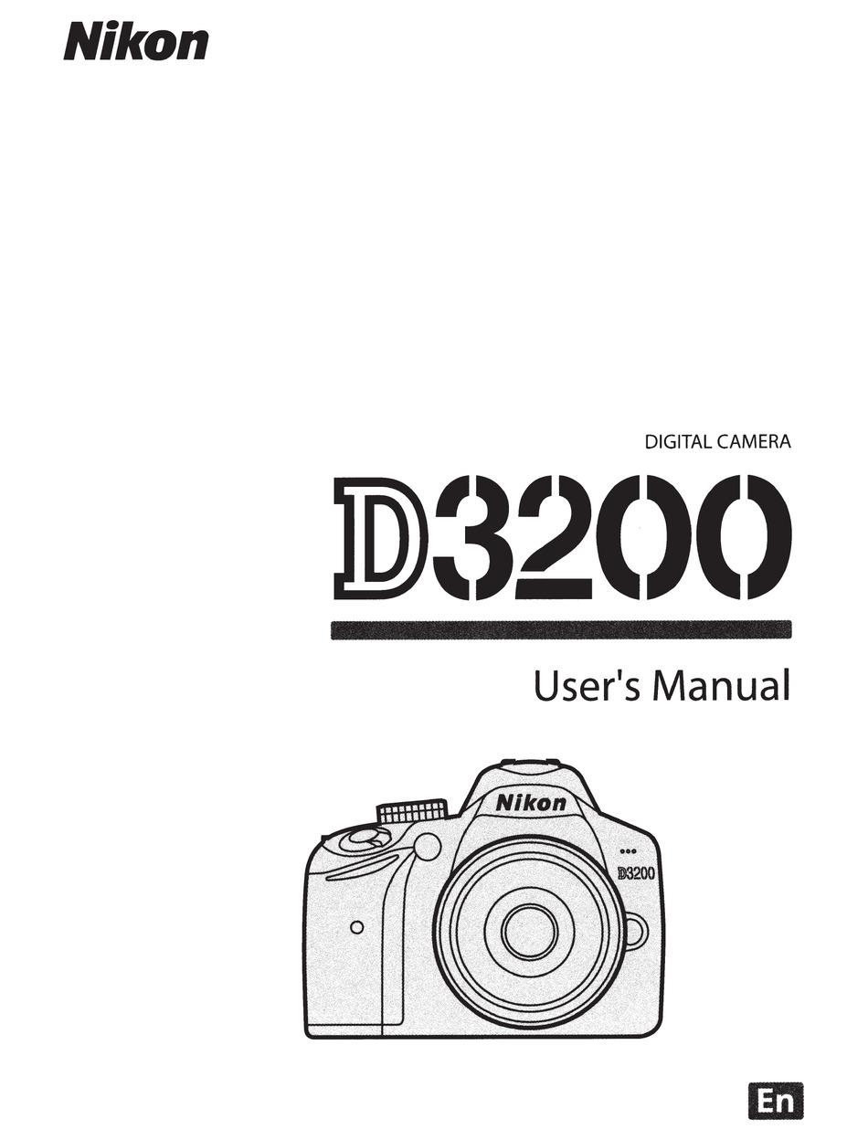 Nikon D3200 Manual Video Pdf : Nikon D3200 Lcd Screen