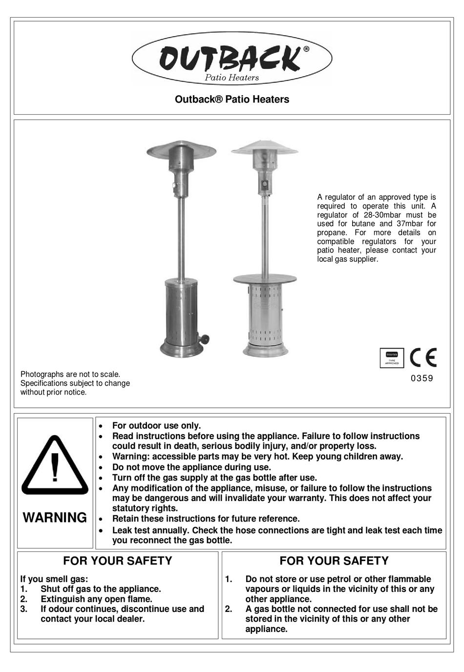 outback ph04 manual pdf download