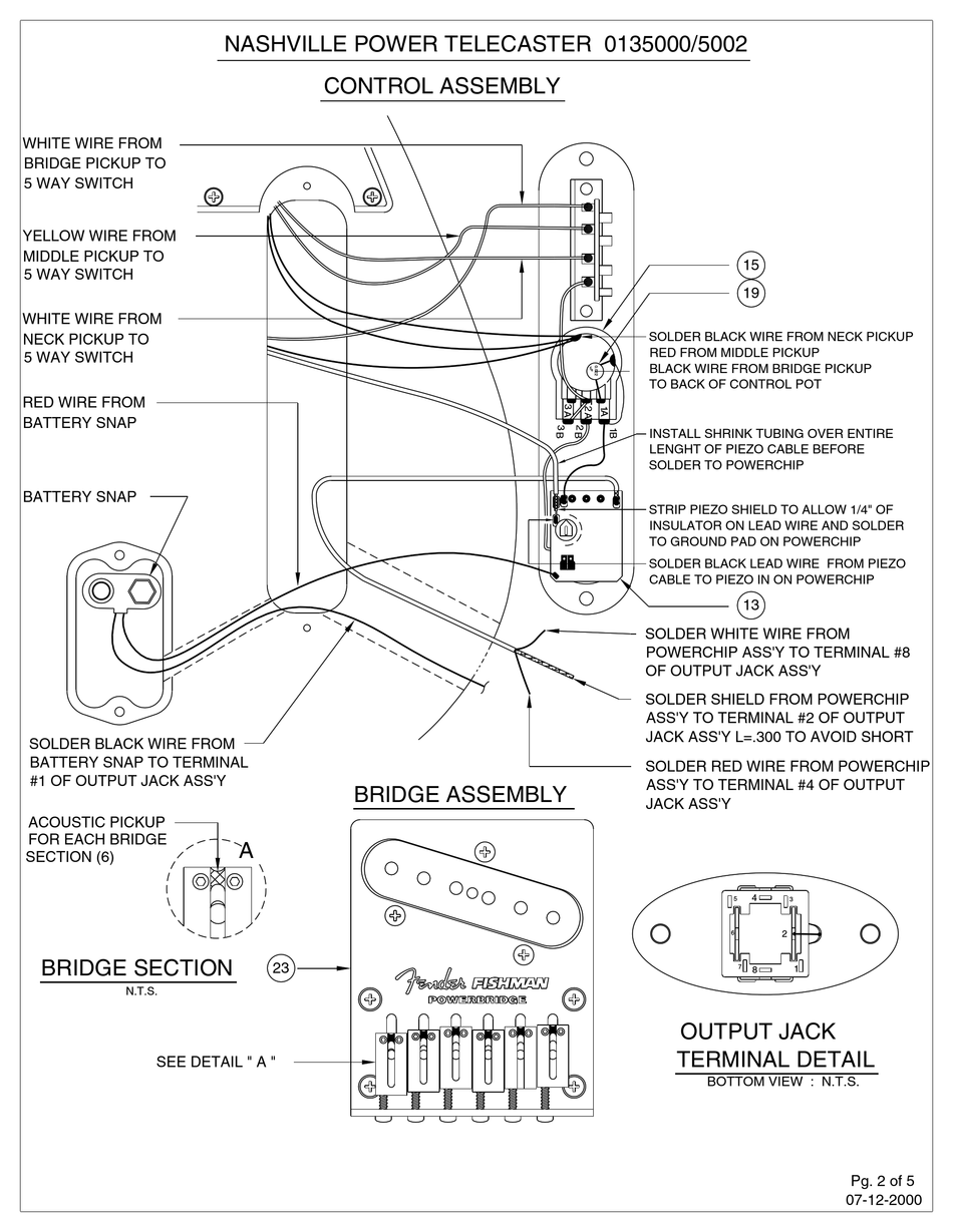 Telecaster Wiring Modifications / Amazon Com Deluxe 4 Way