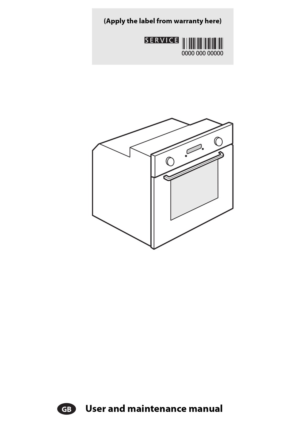 WHIRLPOOL AKP 206/IX USER AND MAINTENANCE MANUAL Pdf