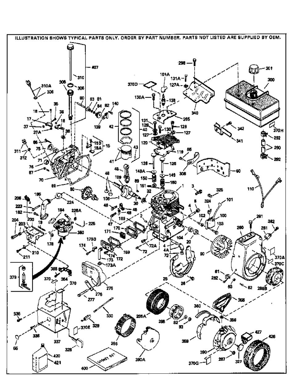 Tecumseh Engine Parts Diagram Download : tecumseh, engine, parts, diagram, download, TECUMSEH, HM80-155162E, PARTS, Download, ManualsLib