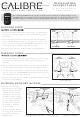 K40 CALIBRE DL INSTALLATION INSTRUCTIONS MANUAL Pdf Download.