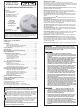 FIRST ALERT SC7010B USER MANUAL Pdf Download.