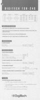 DIGITECH TSR24S OWNER'S MANUAL Pdf Download.