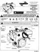 Tecumseh HMSK100 Manuals