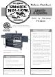 Smoke Hollow PS9900 Manuals