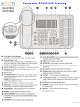 Panasonic KX-DT543 Manuals