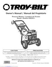 Troy-bilt 020242-1 Manuals