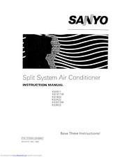 Sanyo KS0911 Manuals