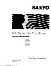 Sanyo KS1211W Manuals