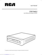 Rca STB7766G1 Manuals