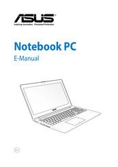Asus S551LB Manuals