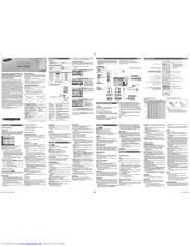 Samsung 5000 Series Manuals