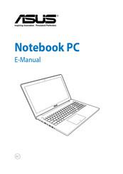 Asus Q550LF Manuals