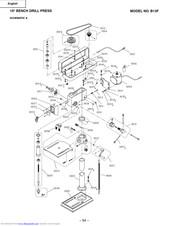 Hitachi B13F Manuals