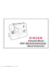 Singer Simple Sewing Machine Manuals : singer, simple, sewing, machine, manuals, Singer, Simple, Manuals, ManualsLib