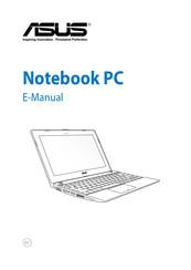 Asus F102B Manuals