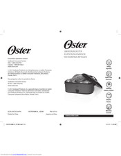 Oster Smoker Roaster Oven Manuals