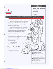Bissell PowerSteamer 1695C Manuals