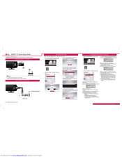 Lg SMART TV Manuals