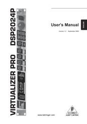 Behringer u00 u00 u00 u00 u00 u00 u00 u00 Virtualizer Pro