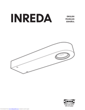 Ikea GRUNDTAL CABINET LIGHTING Manuals