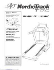 Nordictrack 17.0 Treadmill Manuals