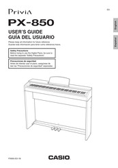Casio AP-450 Manuals