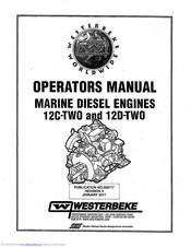 Westerbeke 12D- TWO Manuals