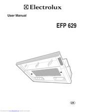 Electrolux EFP 629 Manuals