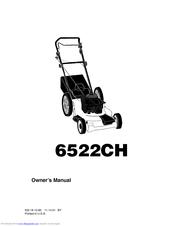 Husqvarna 6522CH Manuals