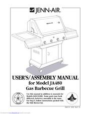 Jenn-air JA580 Manuals