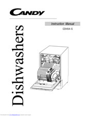 Candy CDI454-S Manuals