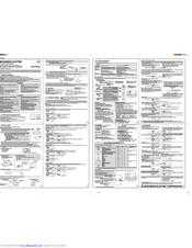 Mitsubishi Electric PAR-21MAA Manuals