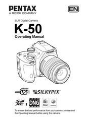 Pentax K-50 Manuals