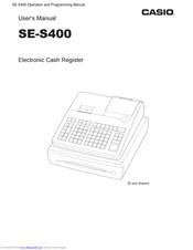 Casio PCR-T2300 Manuals